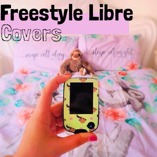 Freestyle Libre stickers